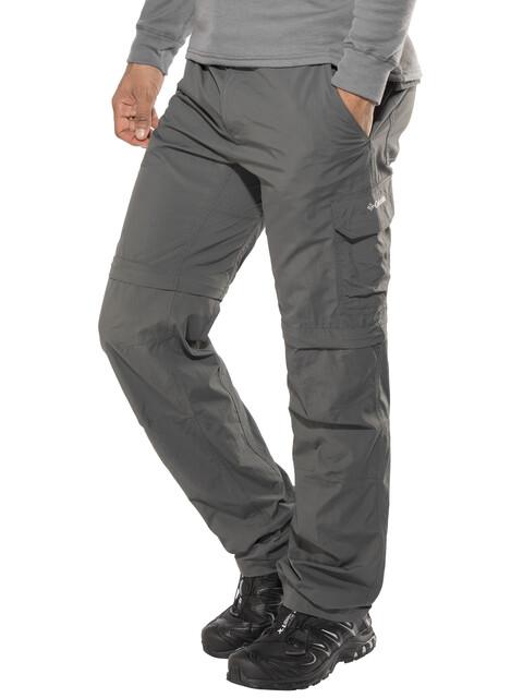 """Columbia Silver Ridge II Spodnie Mężczyźni """"34 szary"""